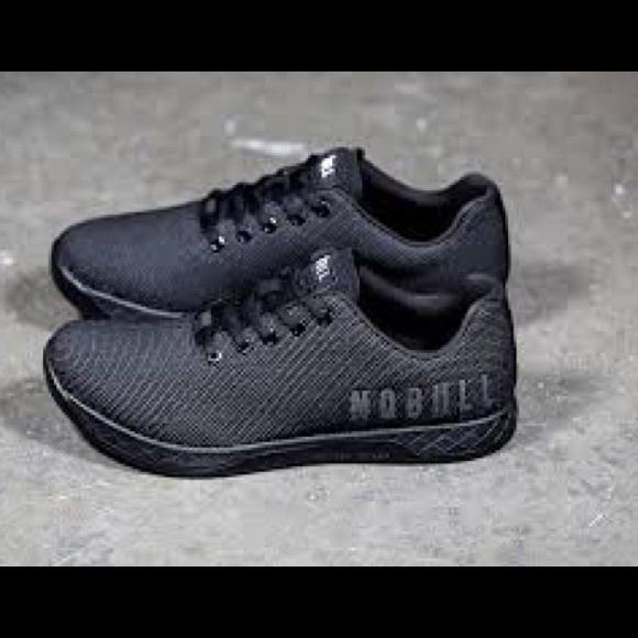 NoBull Project Shoes   No Bull Black